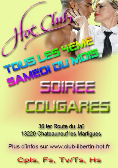 SOIREE COUGARES