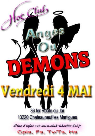 Soirée anges ou démons
