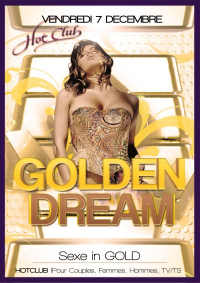 Soirée Golden Dream