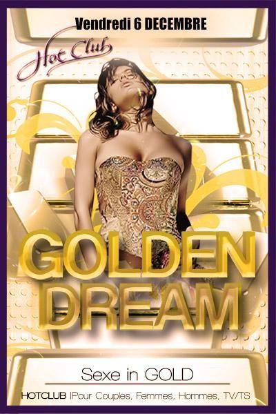 Soirée golden dream